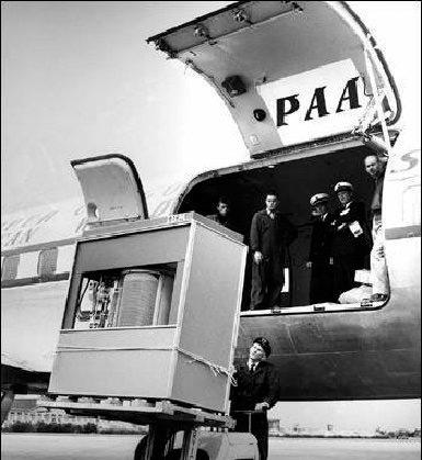 5MB Hard Disk in 1956